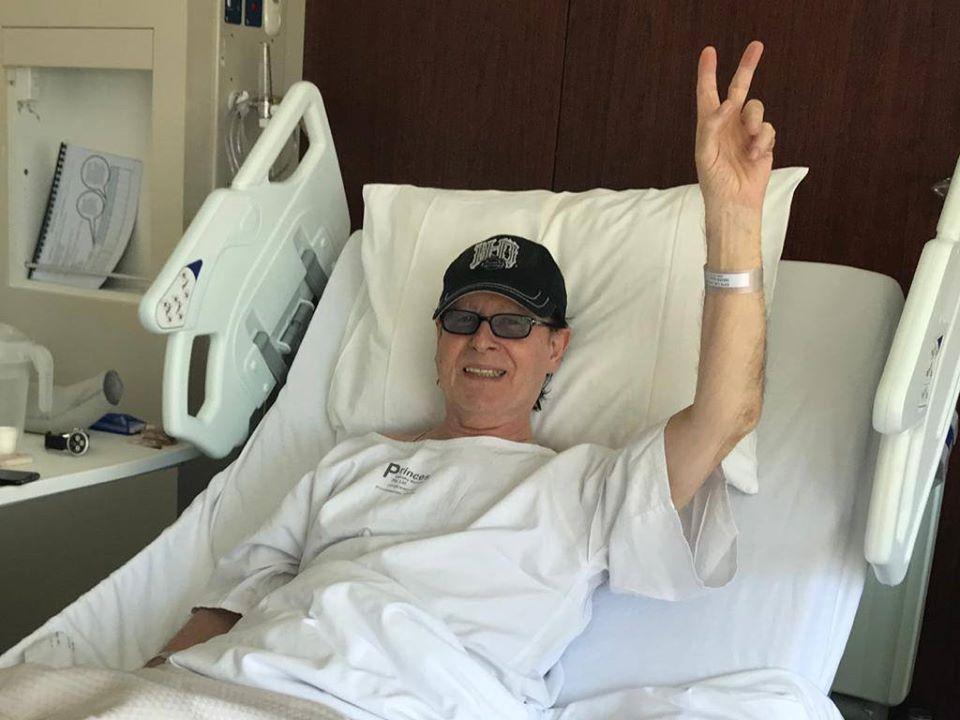 Scorpions pospone presentación en Sidney por operación de Klaus Meine