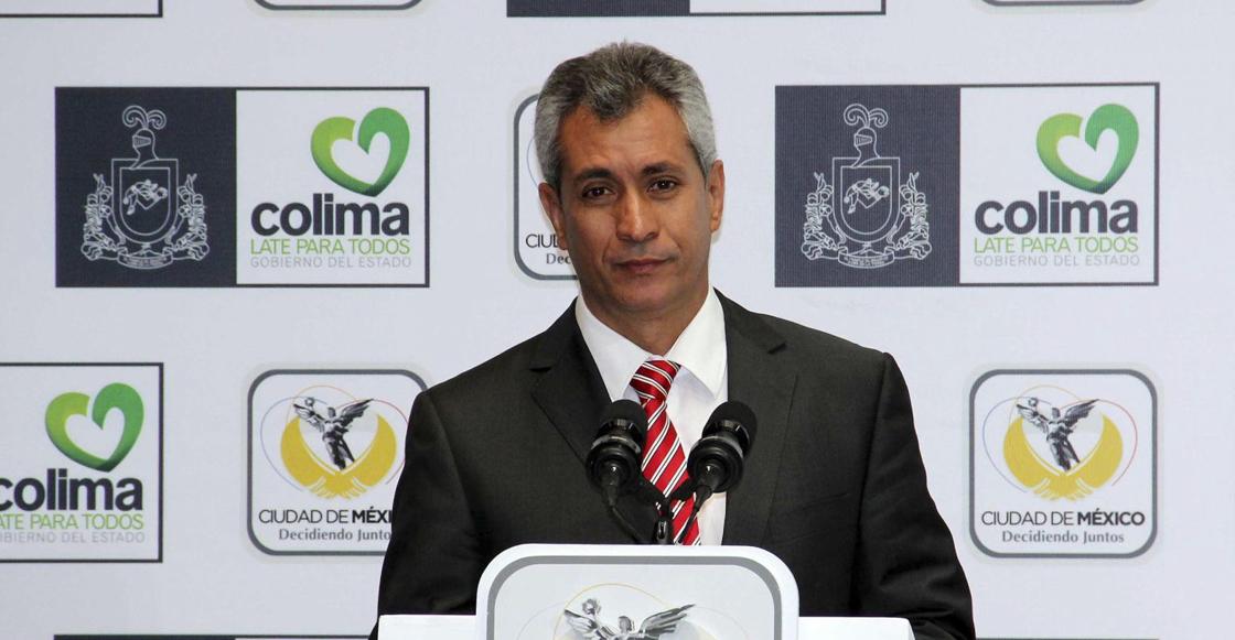 Exgobernador de Colima no tiene para pagar multa por daño al erario; se entregará a FGE