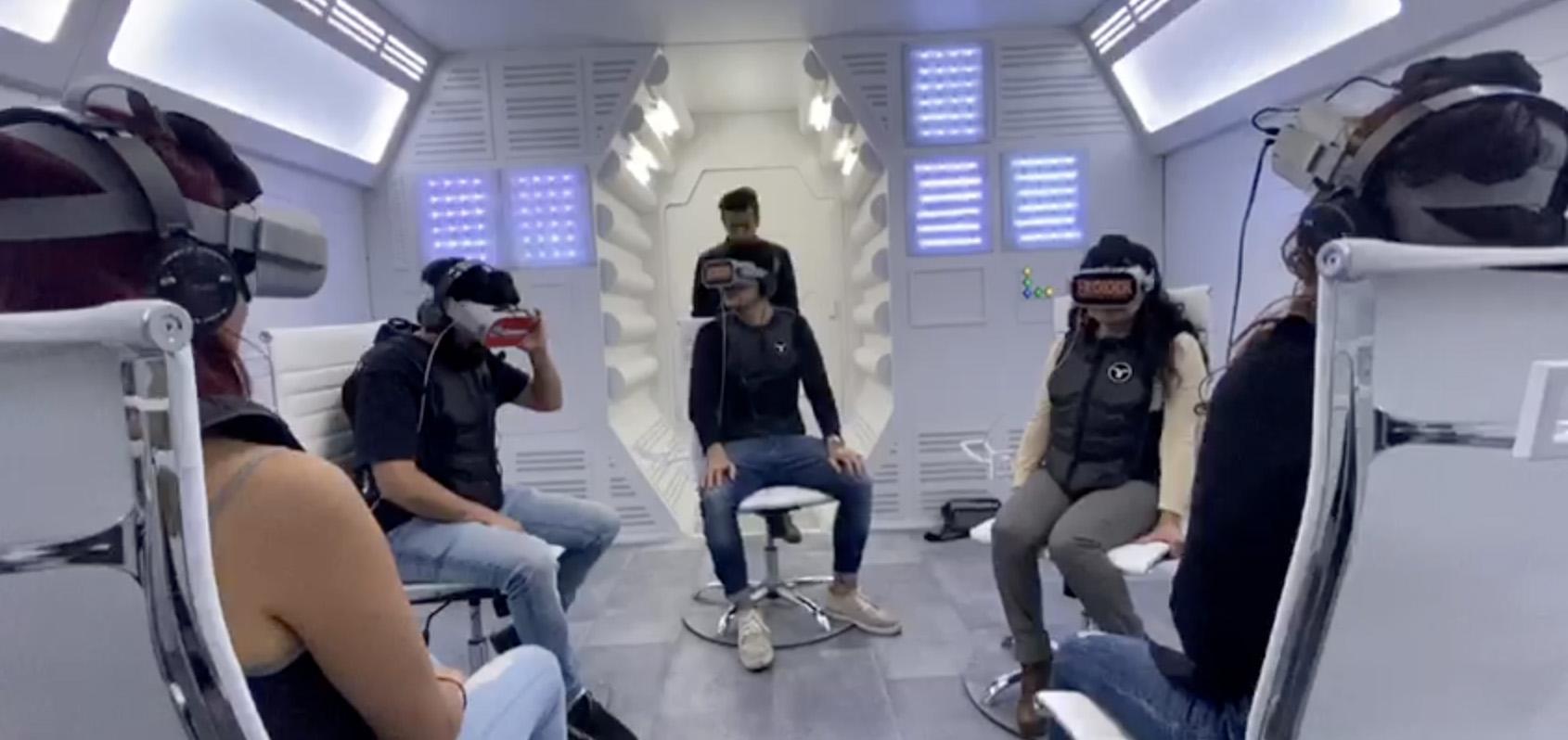 ¡La exposición de 'Alien' de H. R. Giger llega al metro de la CDMX!