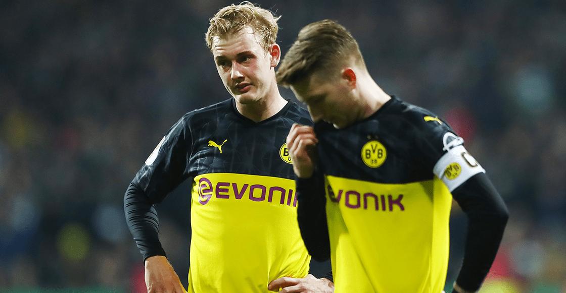 Borussia Dortmund perderá a Reus para la Champions League por lesión