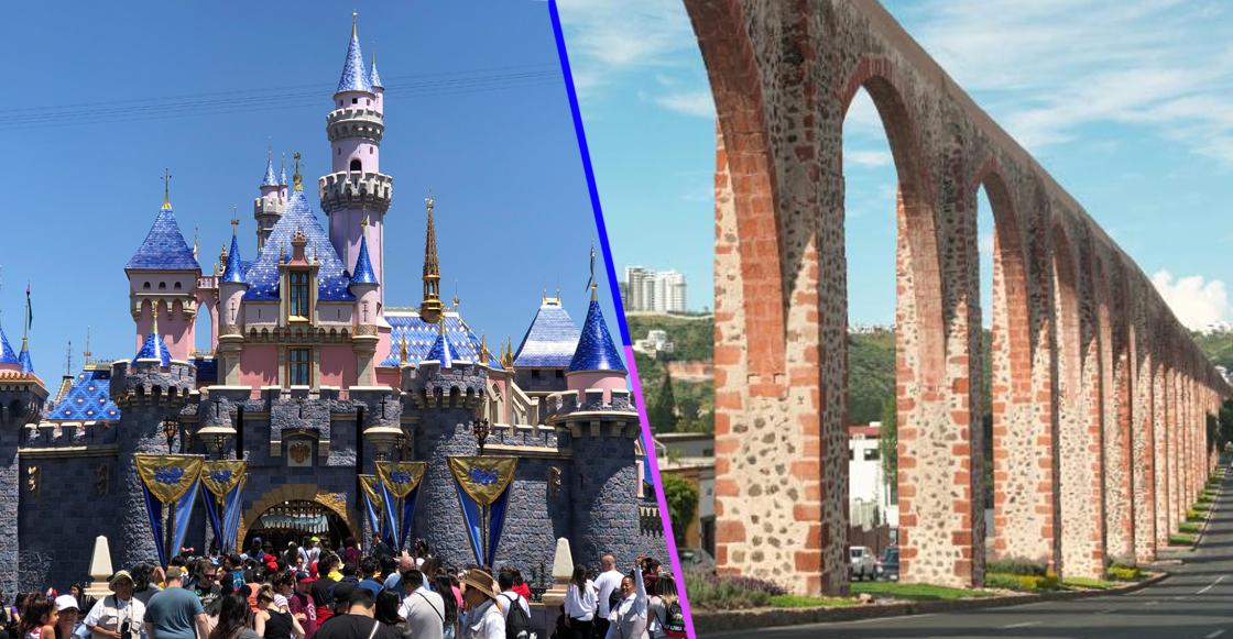 ¿Disneyland Querétaro? Aquí los mejores memes que dejó esta noticia falsa
