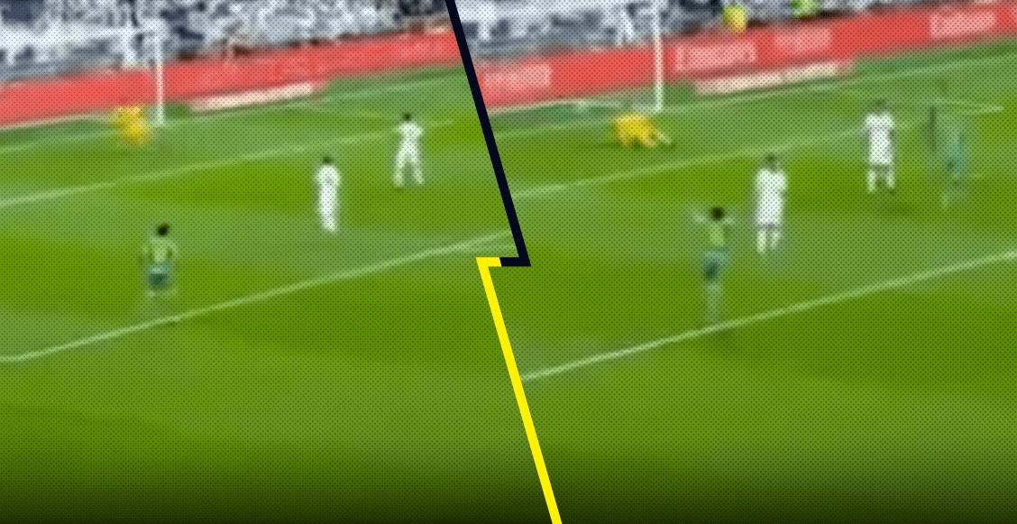 ¡La ley del ex! El OSOTE de Areola en el gol de Odegaard al Real Madrid