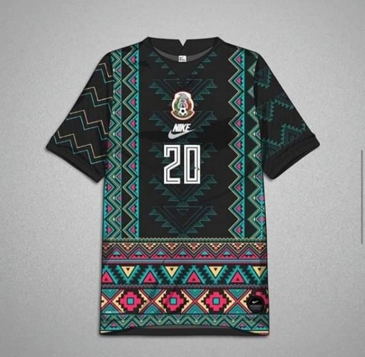 Un diseñador fusionó el jersey del Tri con trajes típicos de México y el resultado es espectacular