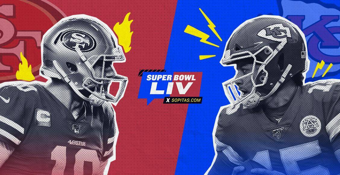 ¿Cómo, cuándo y dónde ver EN VIVO el 49ers vs Chiefs del Super Bowl LIV?