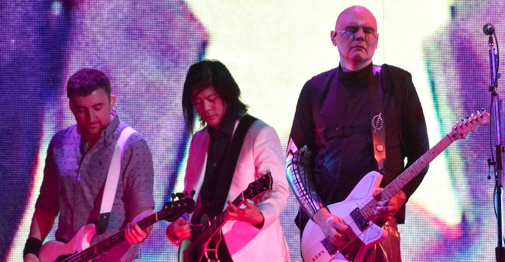 Billy Corgan dijo que The Smashing Pumpkins lanzará un álbum doble