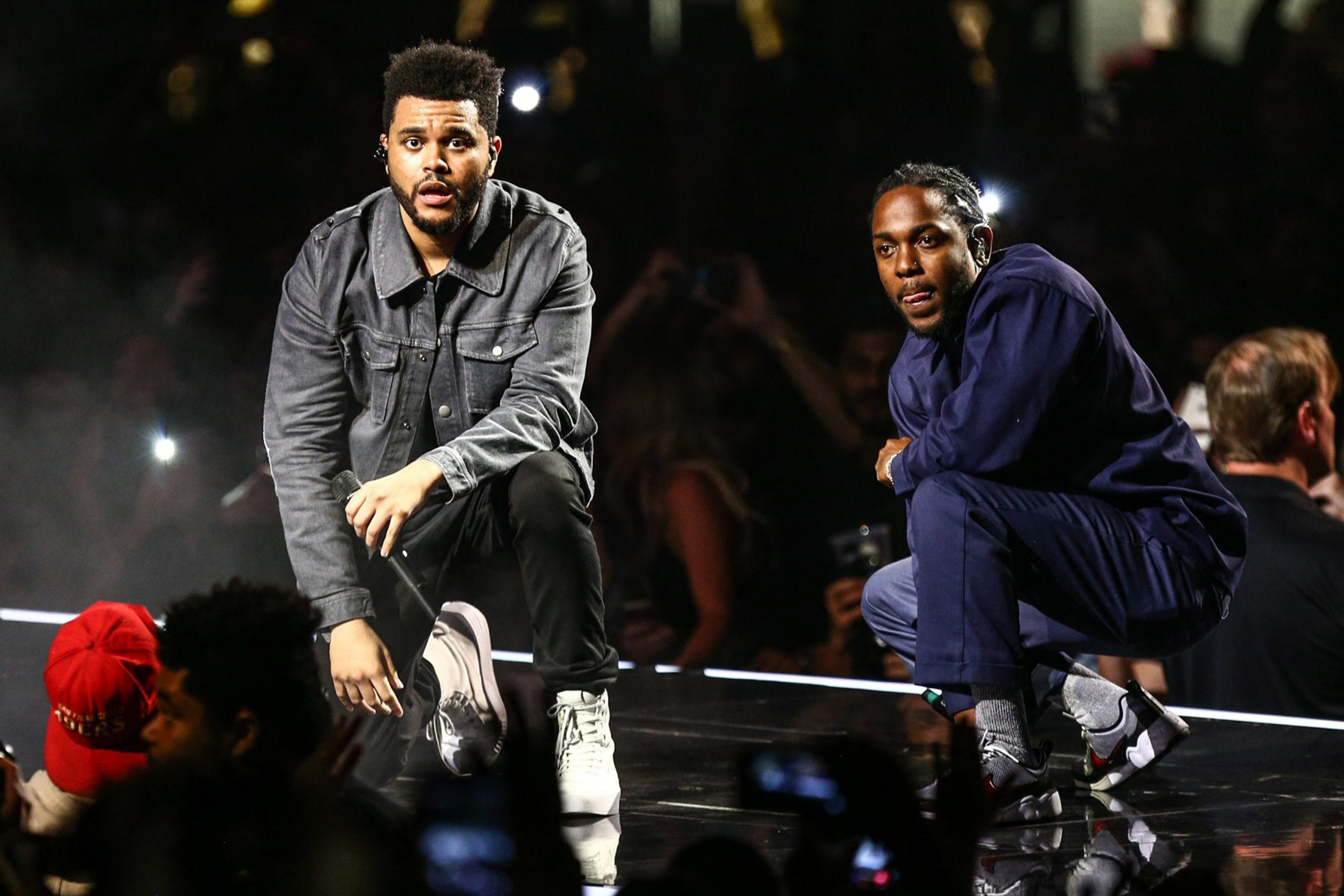 Denuncian a Kendrick Lamar y The Weeknd por 'Pray For Me'
