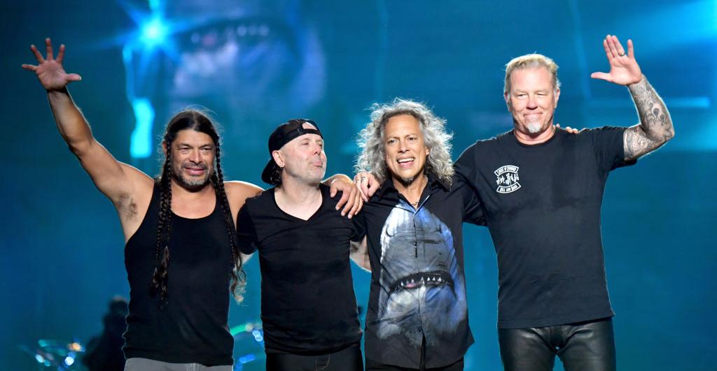 James Hefield no sabe qué será de Metallica después del 2020