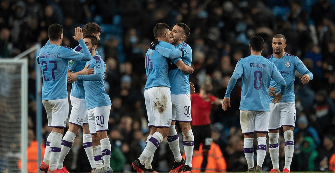 ¡Ejemplar! Manchester City fue expulsado de la Champions League por dos años