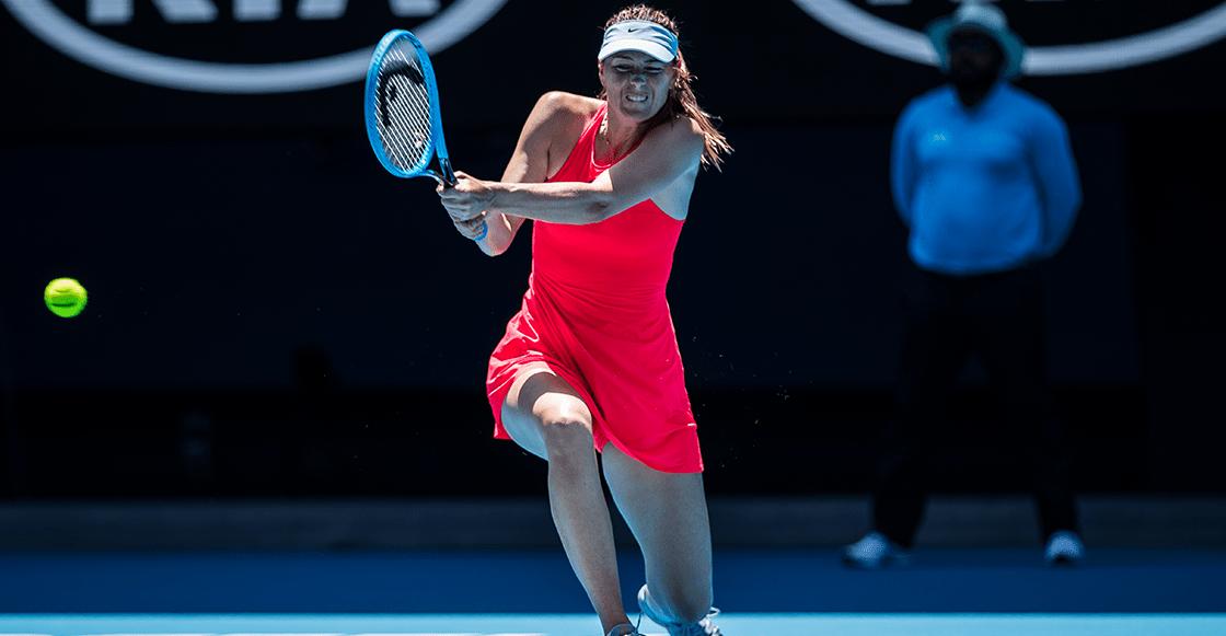 28 años de gloria: Maria Sharapova anunció su retiro del tenis profesional