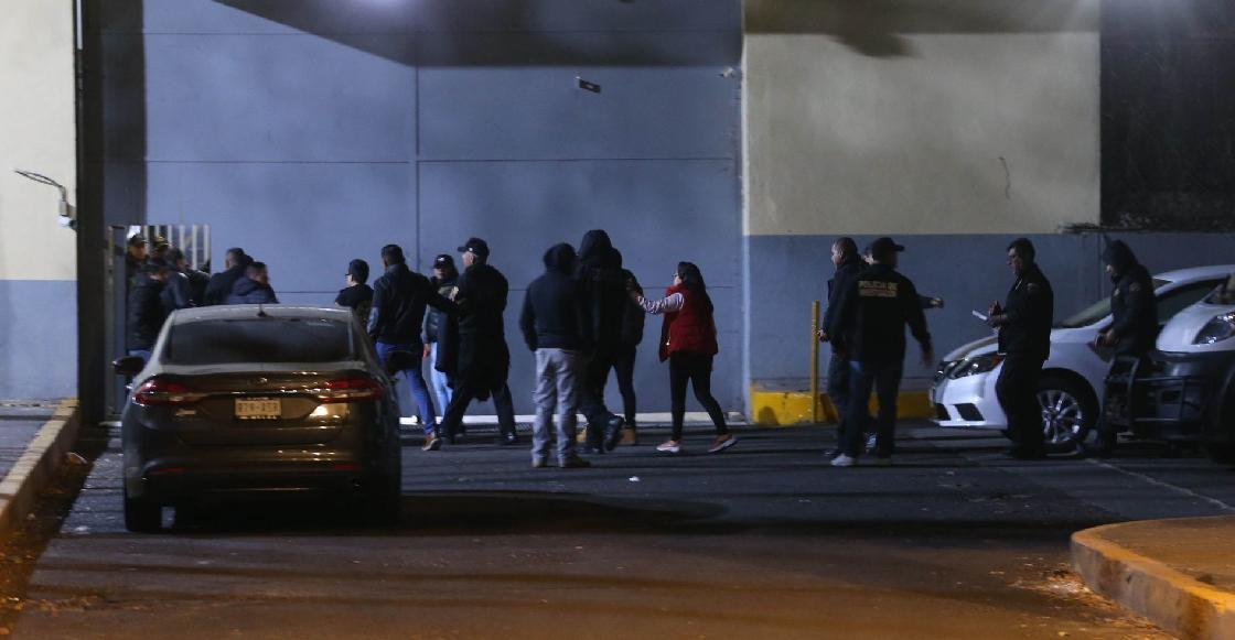 Vinculan a proceso a dos custodios por fuga en el Reclusorio Sur
