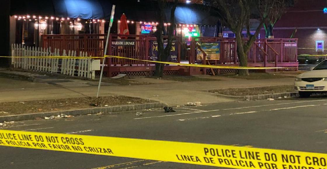 Volvió a pasar: Tiroteo en Connecticut deja un muerto y cuatro heridos