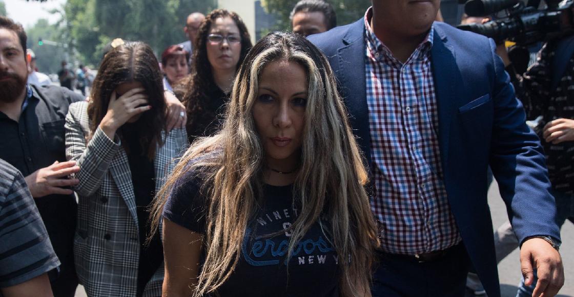 Directora del Rébsamen se declara culpable por la tragedia: Busca reducir su condena