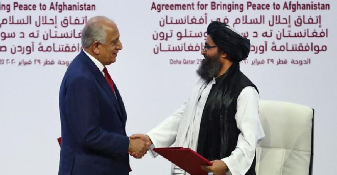 EUA podría retirar a sus tropas de Afganistán tras histórico acuerdo con el Talibán