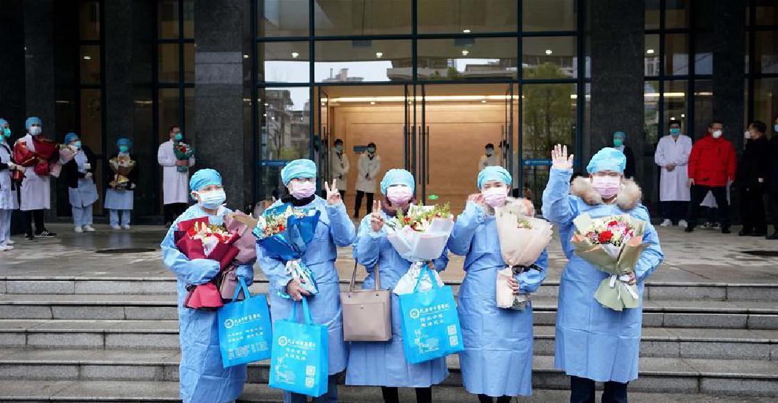 Más de mil 500 pacientes se recuperan de coronavirus en China con ayuda de medicamento cubano