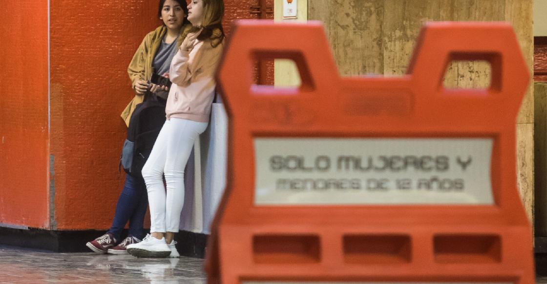 Va diputada de MORENA por arresto a quien invada vagones exclusivos del metro