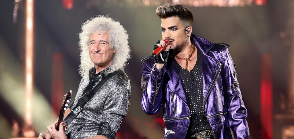 Vean a Queen + Adam Lambert covereando