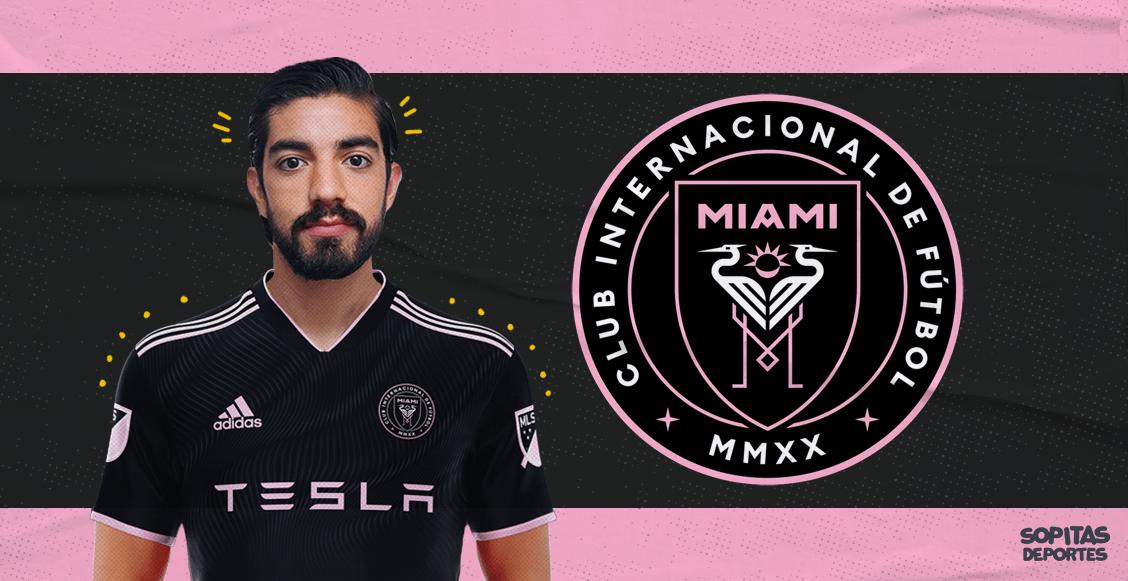 ¡Otro mexicano a la MLS! Rodolfo Pizarro en nuevo jugador del Inter Miami