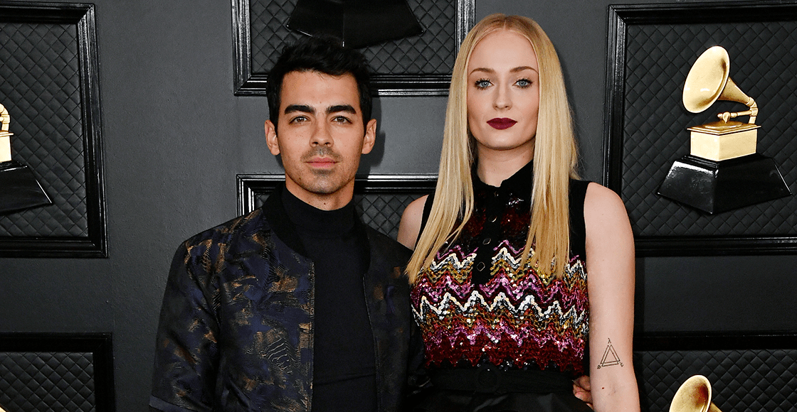 Fíjate, Paty: Sophie Turner y Joe Jonas podrían estar esperando un bebé