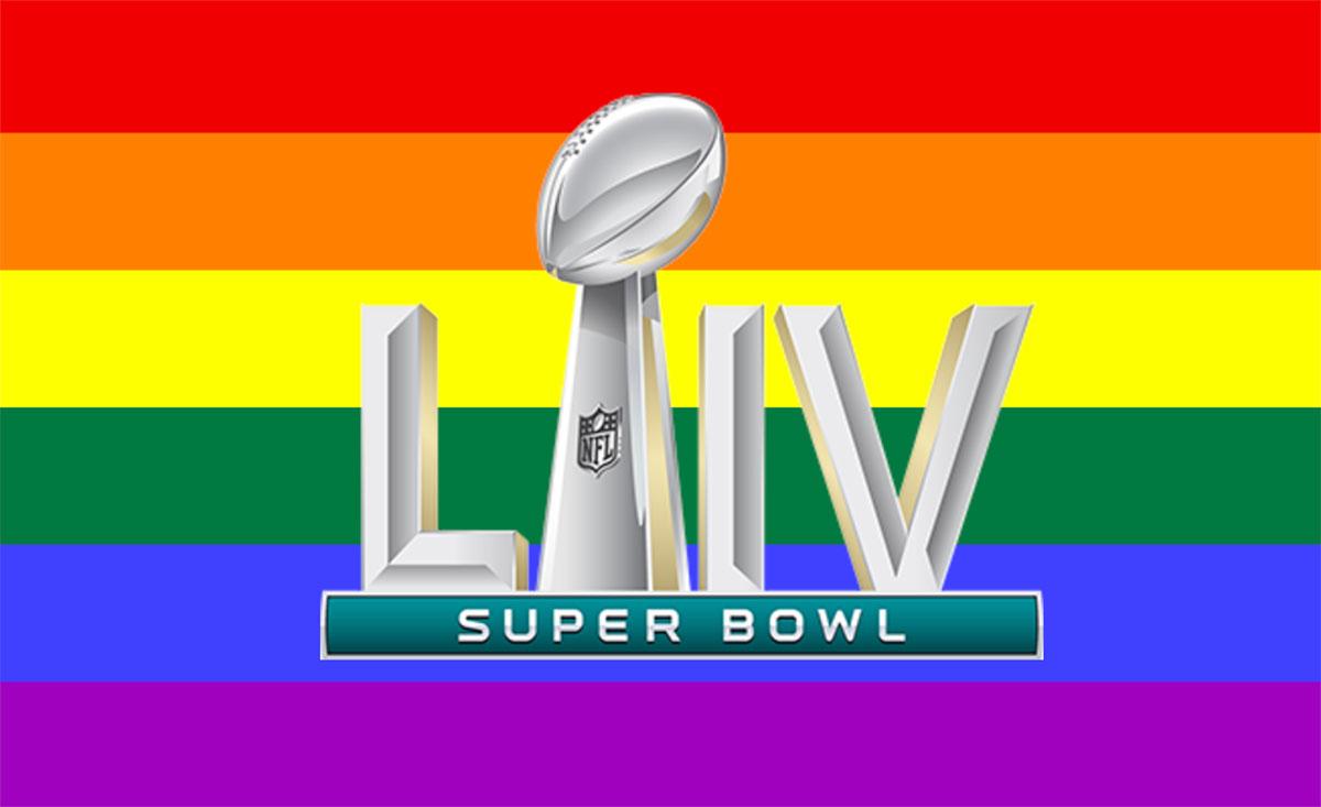 Super Bowl LIV LGBTQ