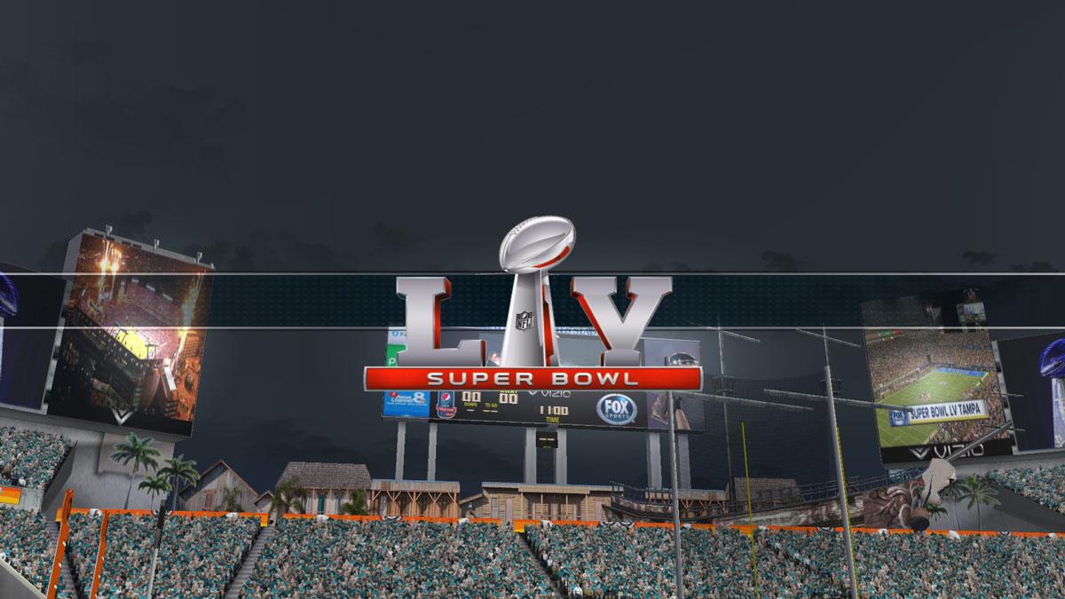 Super Bowl LV se jugará en Tampa Bay