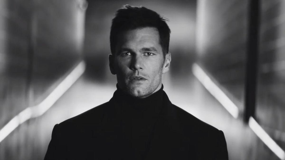 Tom Brady comercial de Hulu