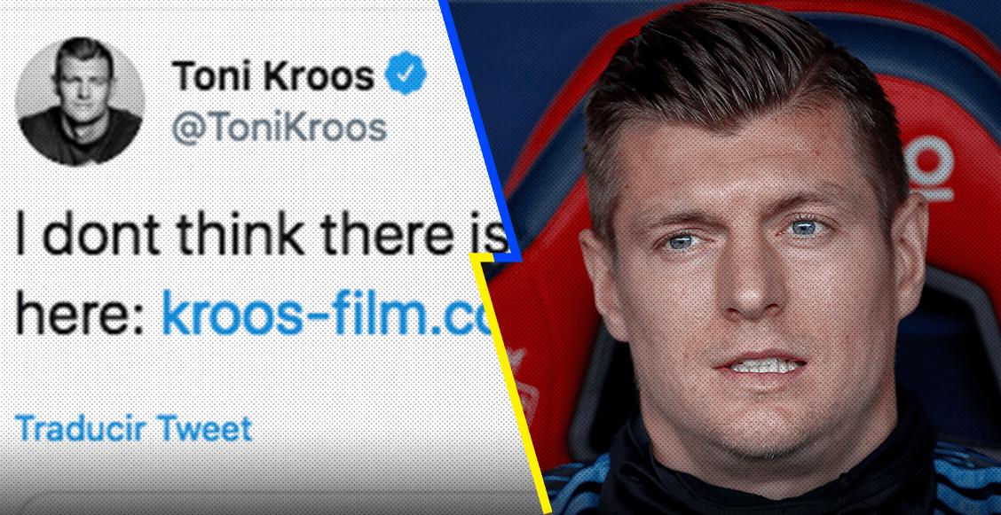 Toni Kroos lanzó mensaje contra México y las redes sociales se le fueron encima