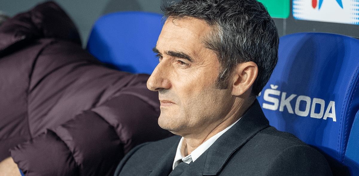 Ernesto Valverde por fin habló tras su salida del Barcelona y mandó mensaje a Setién