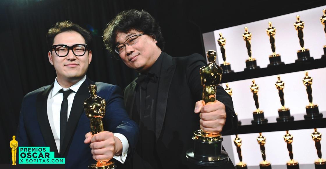 ¡Histórico! 'Parasite' gana el Oscar a Mejor Película en los Oscars 2020