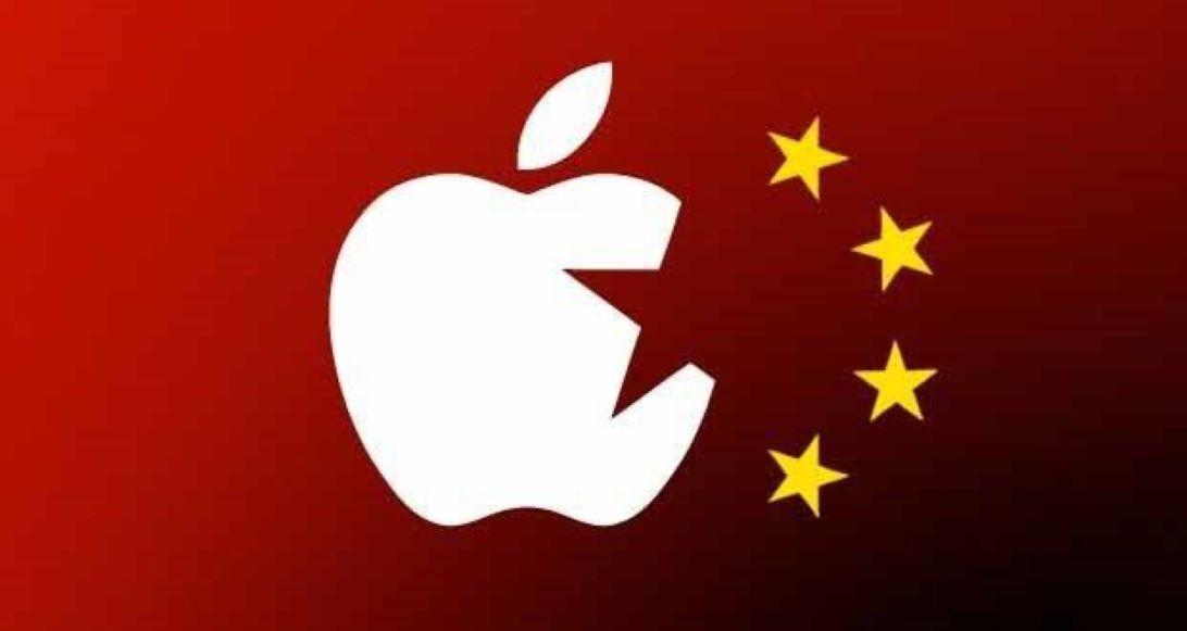 Apple cierra todas sus tiendas en China por coronavirus