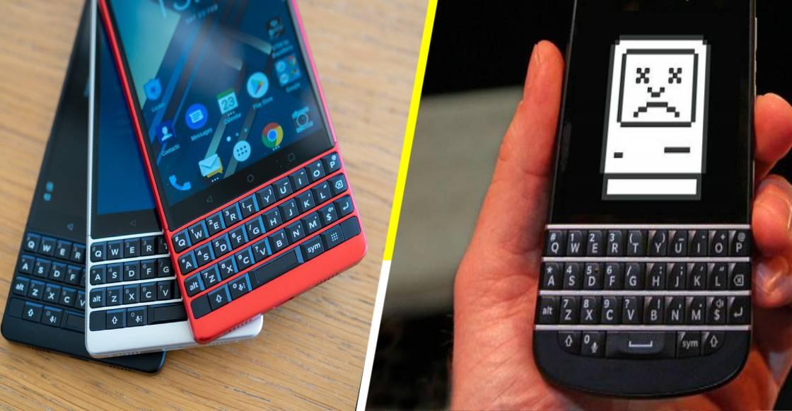 ¡El fin de una era! BlackBerry dejará de fabricar teléfonos en agosto del 2020