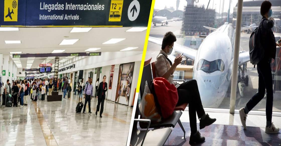 ¿Te vas de viaje? Sigue las recomendaciones del AICM y UNAM para prevenir el coronavirus en aeropuertos