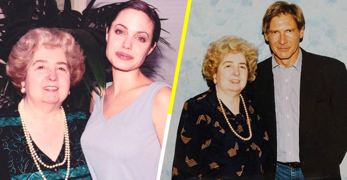 Cómo el álbum fotográfico de una señora con famosos desató su búsqueda en Bélgica