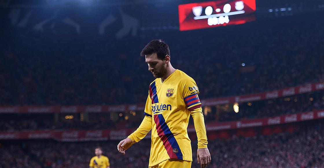 El Athletic echa al Barcelona de la Copa del Rey con gol de último minuto
