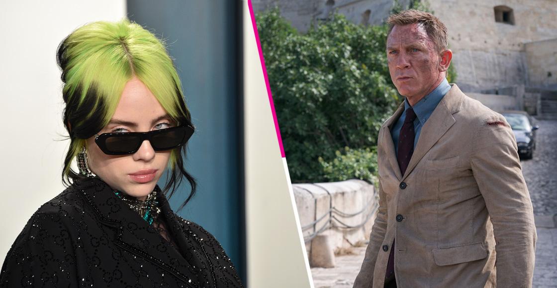 Escucha la canción de Billie Eilish para 'No Time to Die' de James Bond