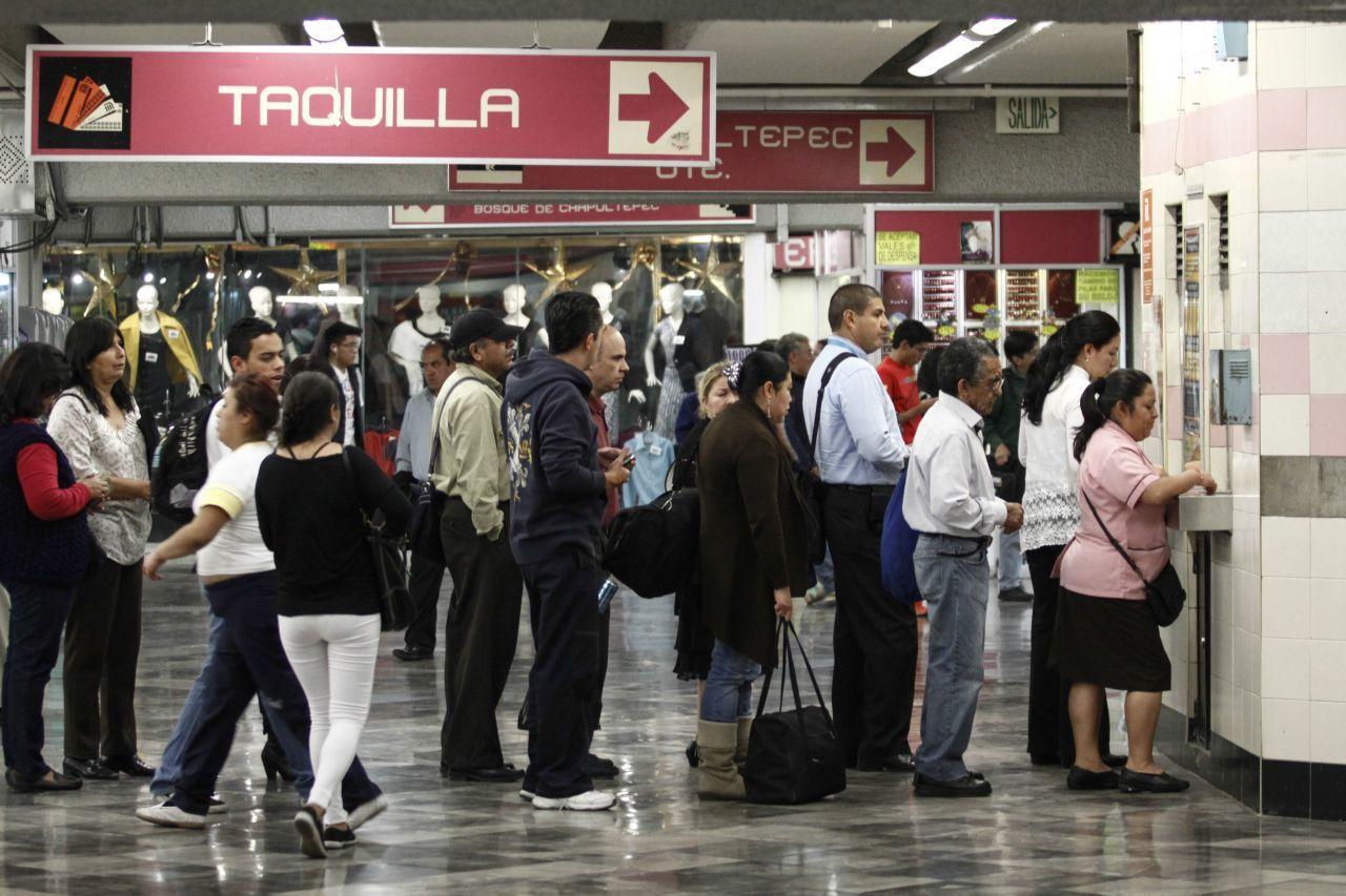 Rumbo al primer mundo: Lectores QR podrían sustituir a los boletos del Metro