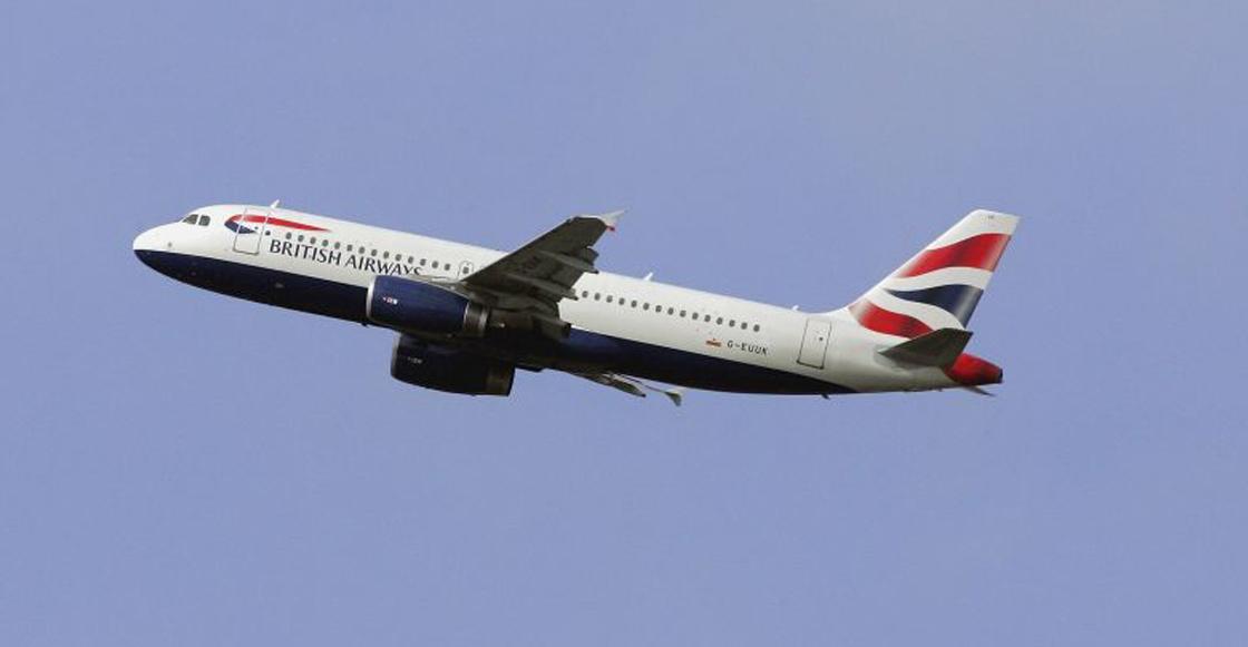 Vuelo de British Airways rompe récord de velocidad supersónica ✈