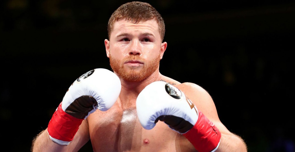¡Paren todo! McGregor sería rival del 'Canelo' Álvarez para finales del 2020