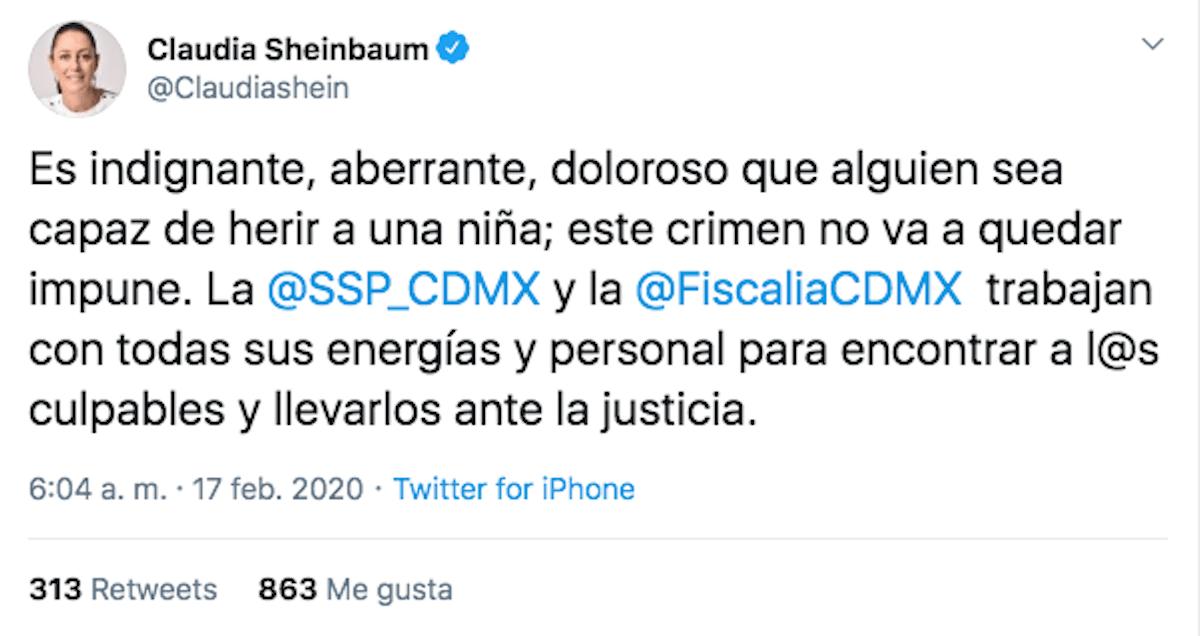 claudia-sheinbaum-fatima-feminicidios
