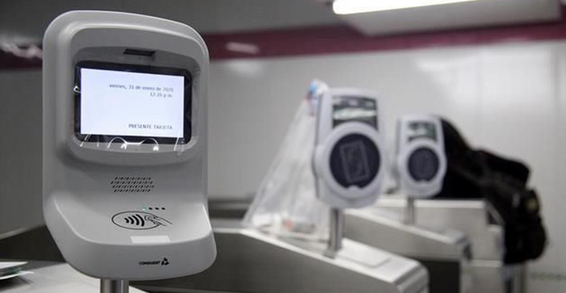 Rumbo al primer mundo: Códigos QR podrían sustituir a los boletos del Metro