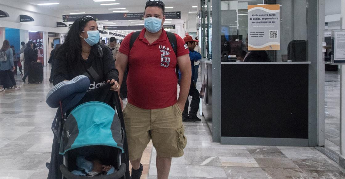 Secretaria de Salud confirma que usuario de Uber dio positivo por Coronavirus de Wuhan