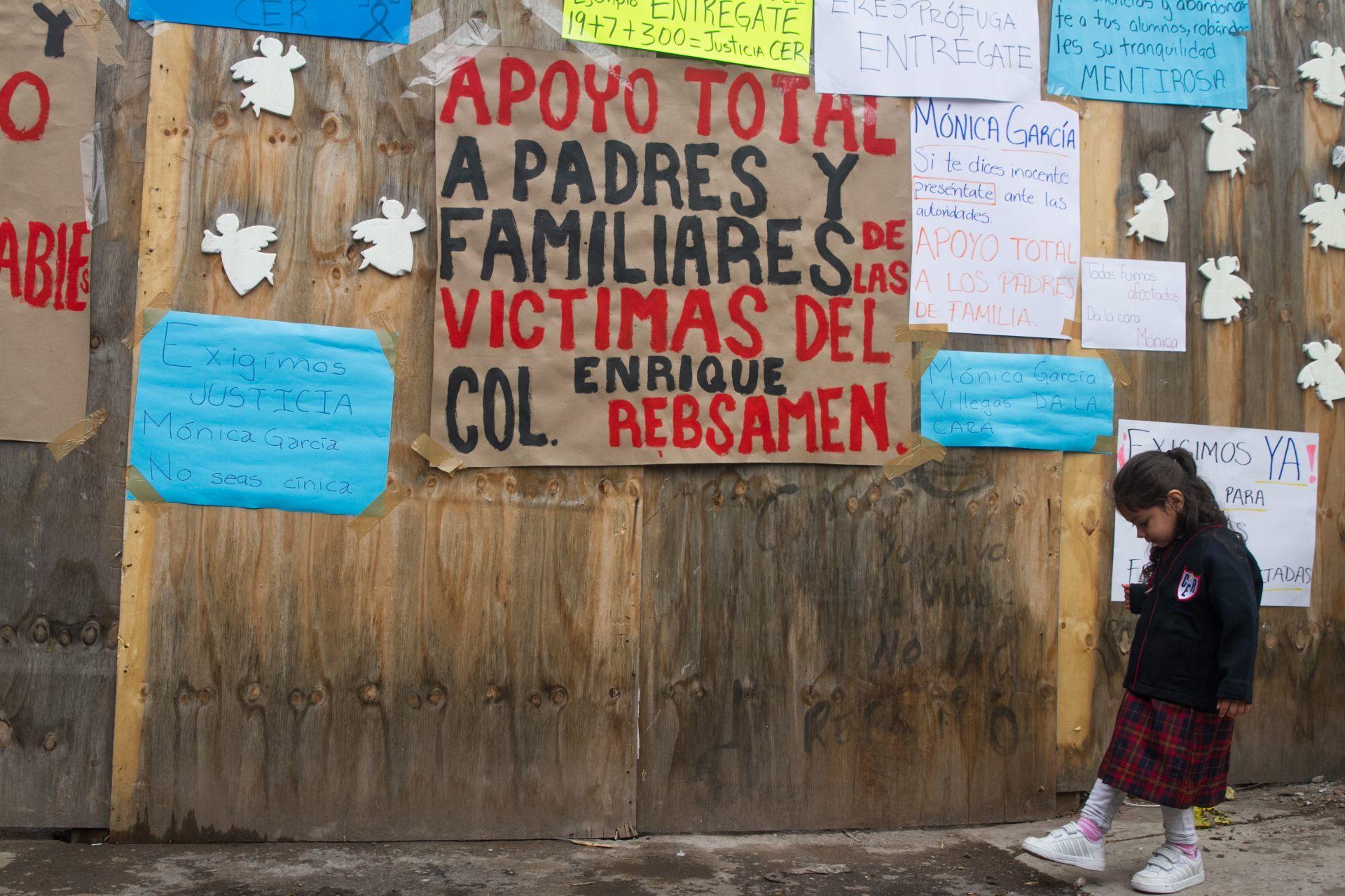 Directora del Rébsamen acepta culpa por la tragedia: Busca reducir su condena