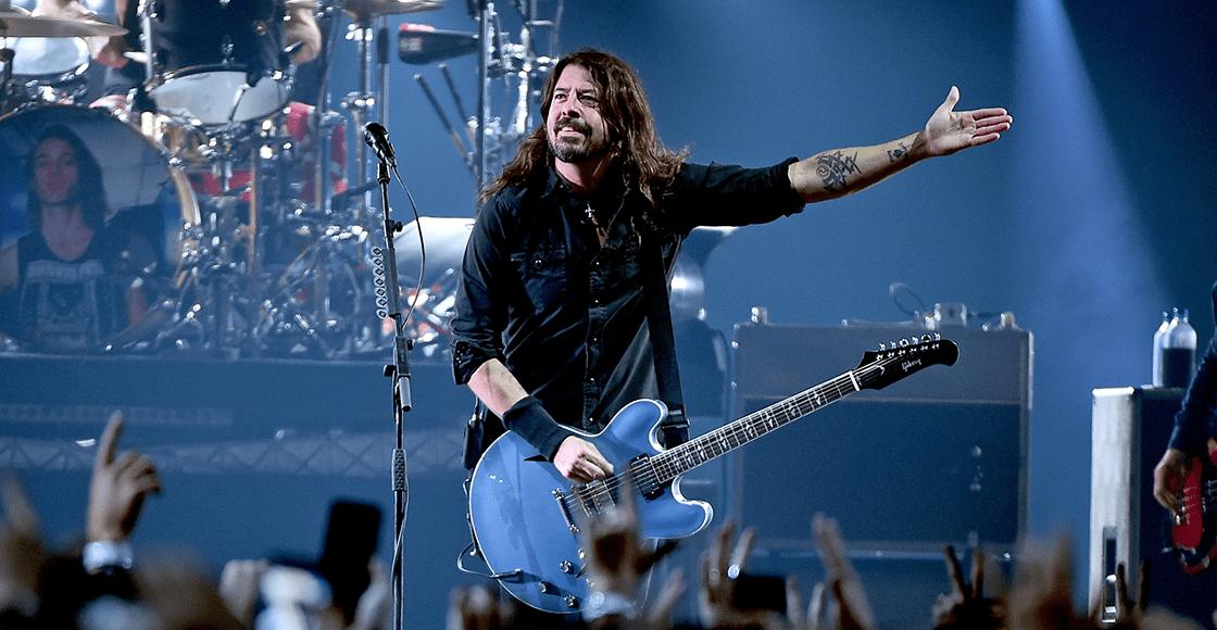 Un verdadero milagro: Dave Grohl confirma que el nuevo disco de Foo Fighters está listo