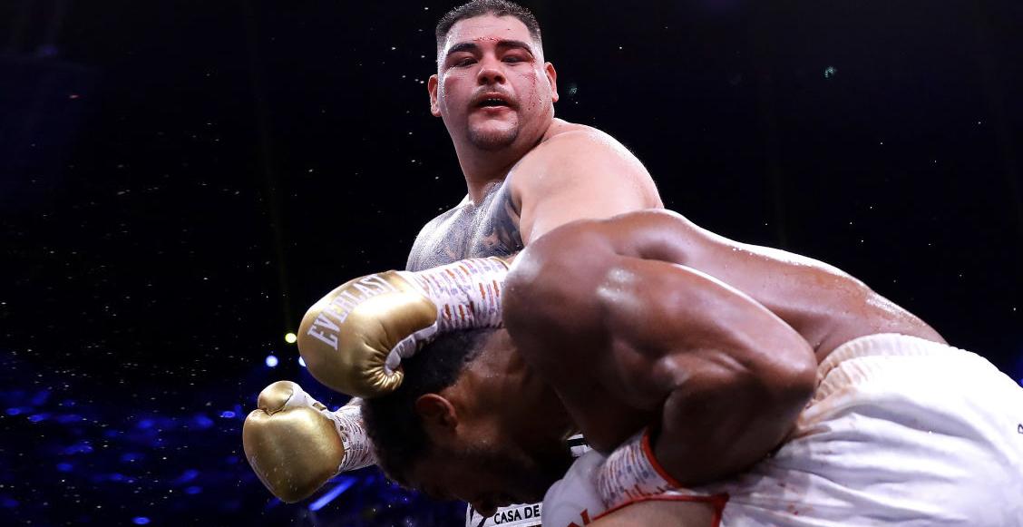 ¡Un honor! Mike Tyson colocó a Andy Ruiz en su top 5 de mejores boxeadores