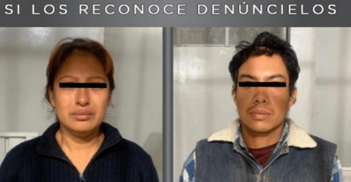 Presuntos responsables por el secuestro y feminicidio de Fátima, ya fueron vinculados a proceso