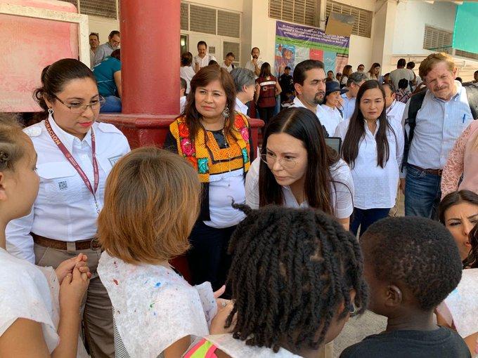 Muñoz Ledo dice que migrantes son maltratados y cuestiona la visita de diputados a frontera sur