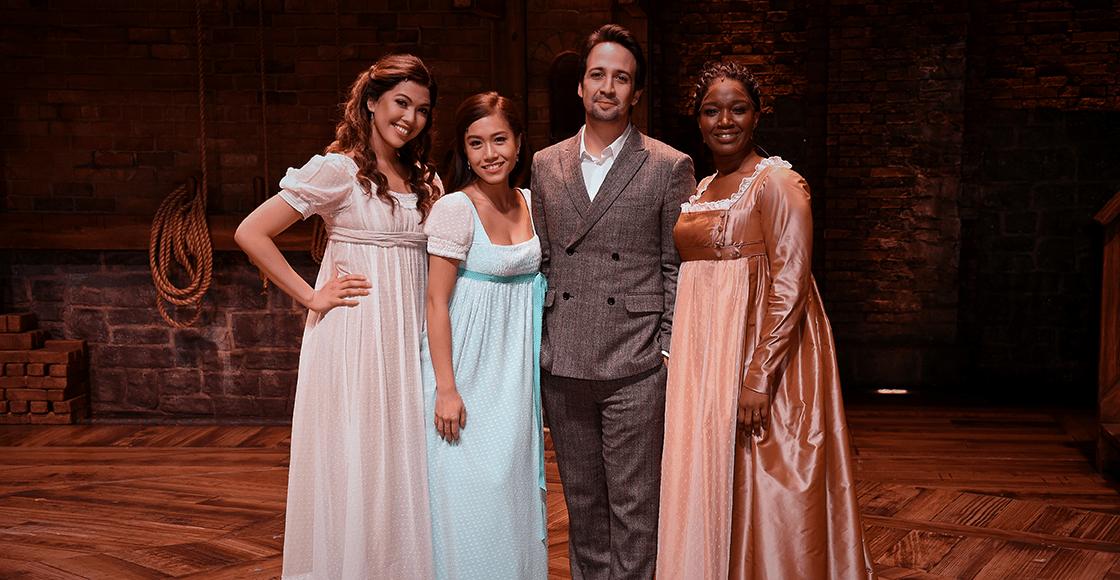 ¡Disney llevará 'Hamilton' de Lin-Manuel Miranda a la pantalla grande!