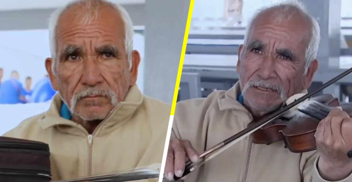 Don Lucio: El hombre de 74 años que está en la cárcel por defenderse de un asalto