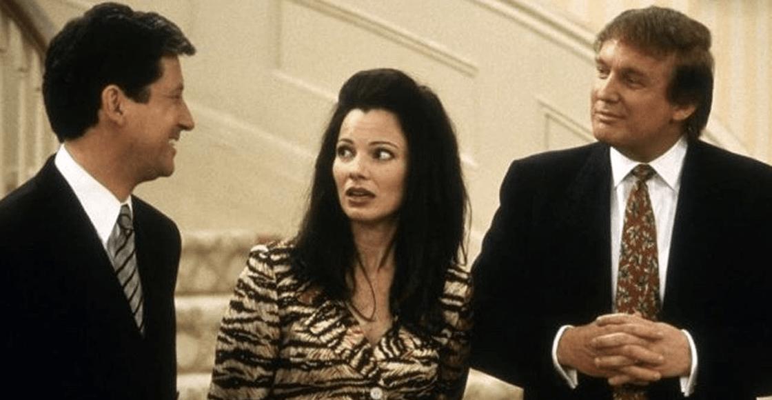 Fran Drescher reveló la ridícula petición de Donald Trump cuando salió en 'La Niñera'