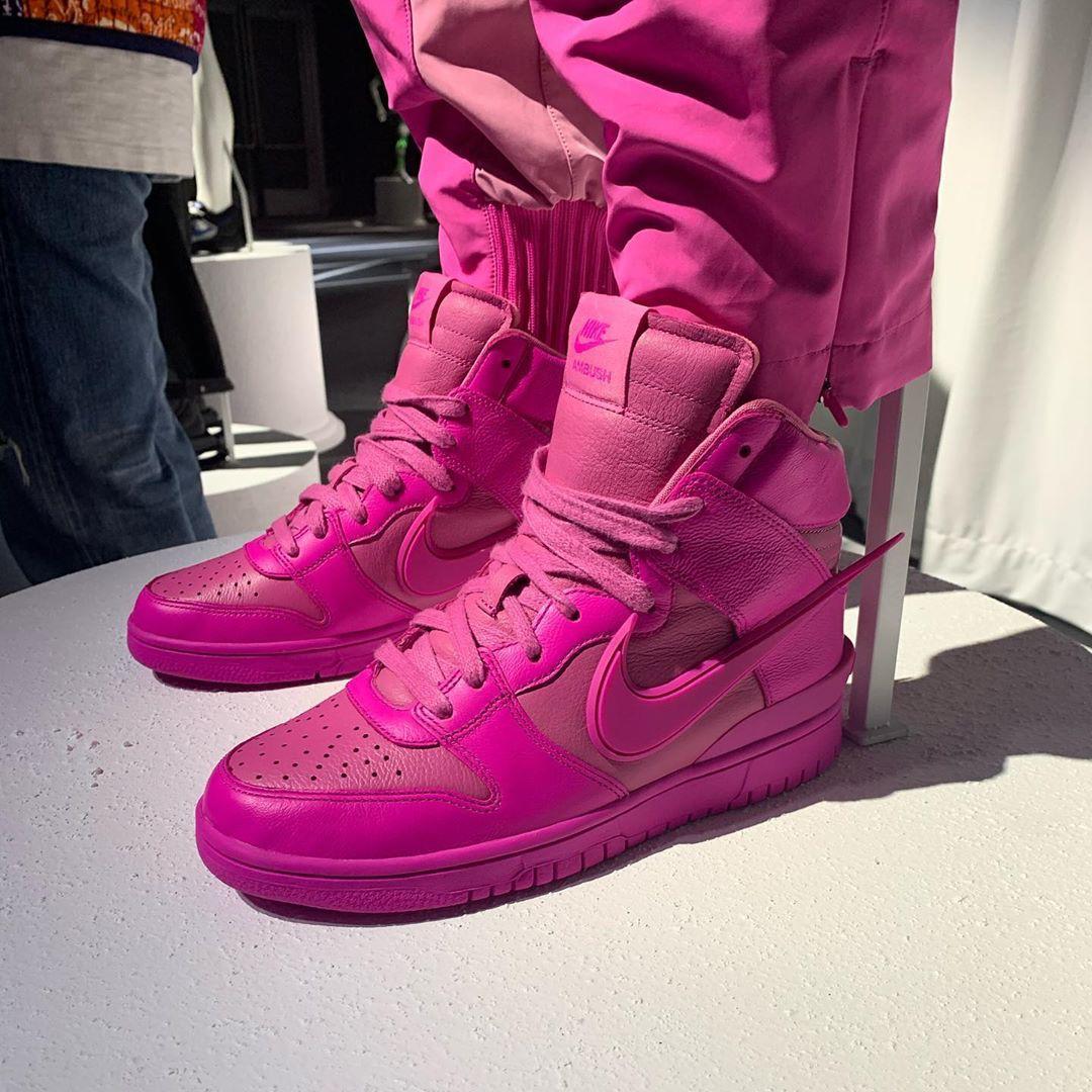 ebay sneakers Nike Dunk Hi x AMBUSH