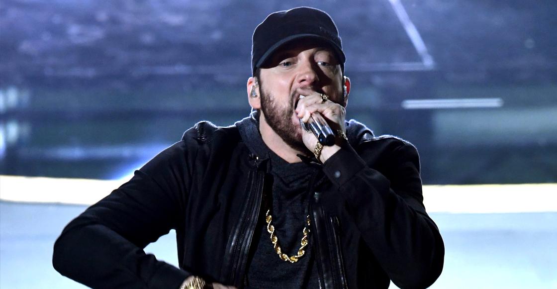 Supera eso Billie Eilish: ¡Eminem se presentó en vivo en los premios Oscar 2020!